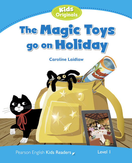 Magic Toys on Holiday