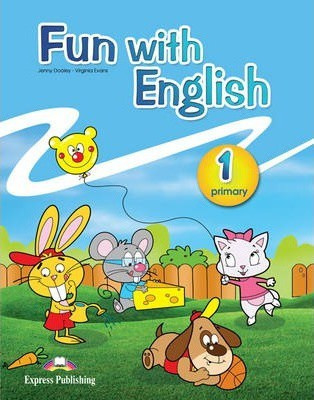 Fun With English 1 Primary Student's Book International