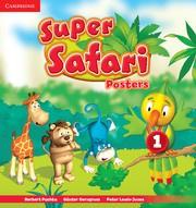 Super Safari British English Level1 Posters (10)