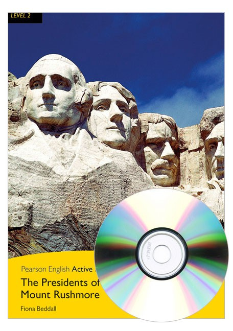 The Presidents of Mount Rushmore Book & Multi-ROM Pack