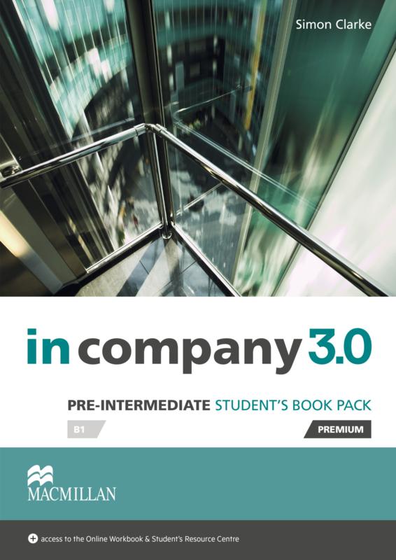 In Company 3.0 Pre-intermediate Level Student's Book Pack Premium