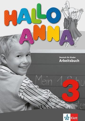 Hallo Anna 3 Werkboek