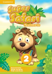 Super Safari British English Level2 Flashcards (Pack of 71)