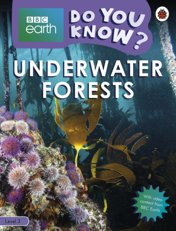 Do You Know? – BBC Earth Underwater Forests