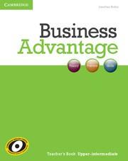 Business Advantage UpperIntermediate Teacher's Book