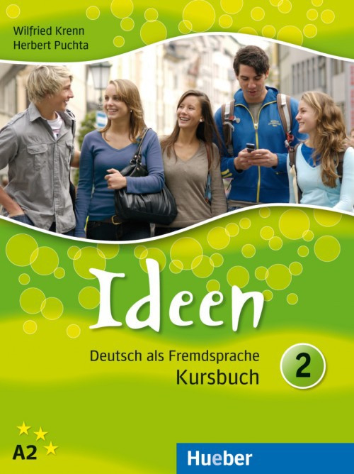 Ideen 2 Studentenboek