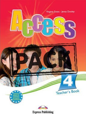 Access 4 Teacher's Pack (international)