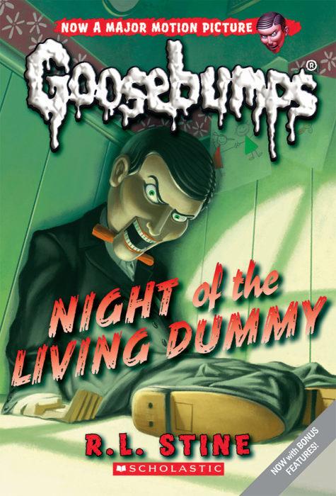 Classic Goosebumps #01: Night of the Living Dummy