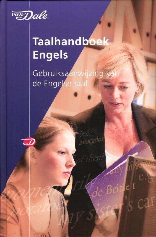 Van Dale taalhandboek Engels (Hardcover)