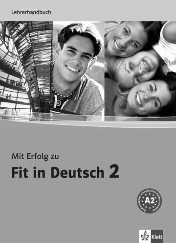 Mit Erfolg zu Fit in Deutsch 2 Lerarenboek