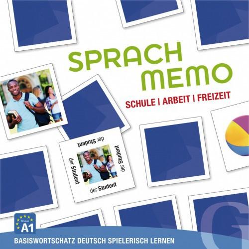 SPRACHMEMO Schule Arbeit Freizeit Sprachspiel