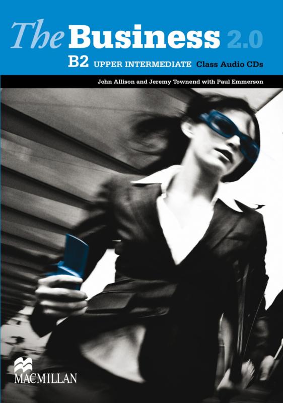 The Business 2.0 Upper Intermediate B2 Audio CD (2)