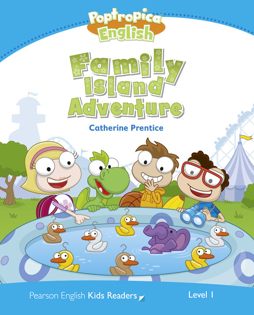 Poptropica English Family Island Adventure