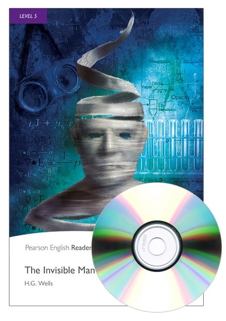 The Invisible Man Book & CD Pack