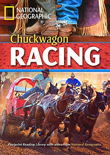 Footprint Reading Library 1900: Chuckwagon Racing Book With Multi-rom (x1)