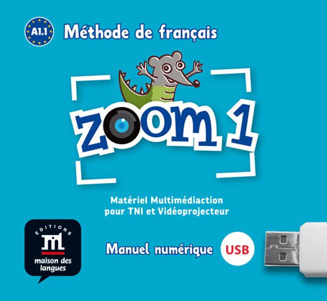Zoom 1 – Clé USB Multimédiaction