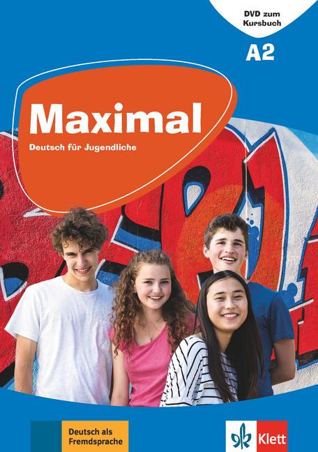 Maximal A2 DVD mit Videos zum Kursbuch