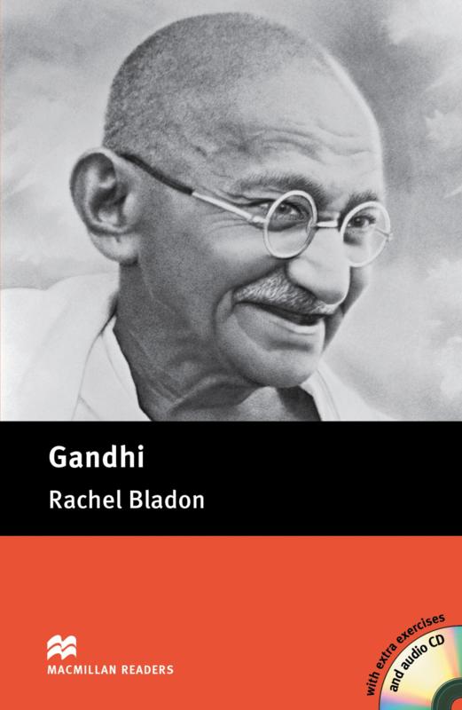 Gandhi Reader with Audio CD