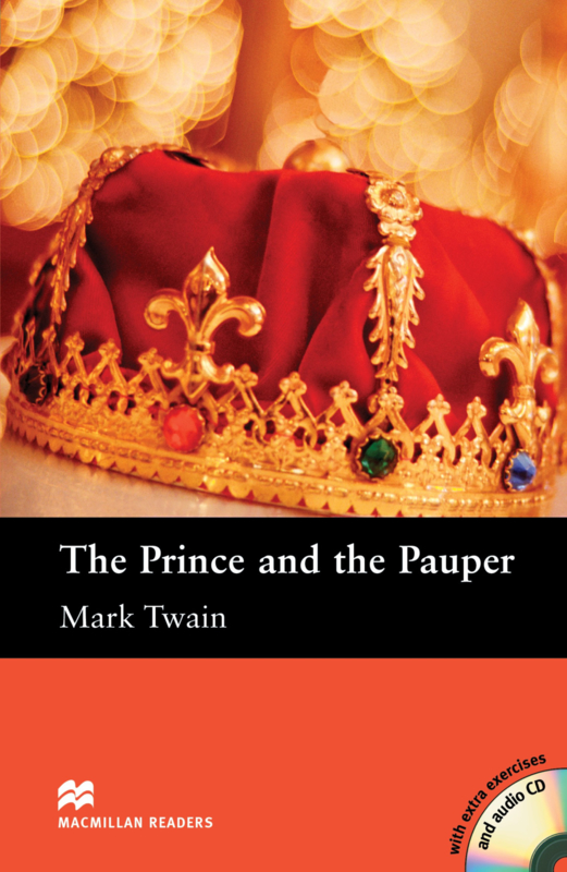 Prince and the Pauper, The Reader with Audio CD