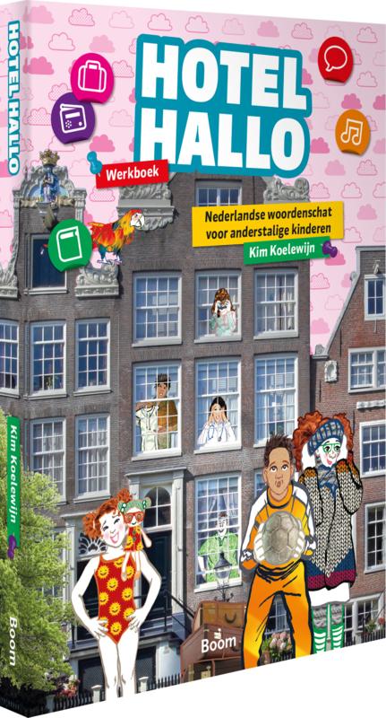 Hotel Hallo - Werkboek
