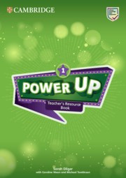 Power Up Level1 Teacher's Resource Book with Online Audio