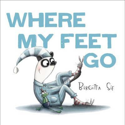 Where My Feet Go (Birgitta Sif) Paperback / softback