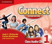 Connect Second edition Level1 Class Audio CDs (2)
