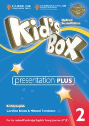 Kid's Box Updated Second edition Level 2 Presentation Plus DVD-ROM