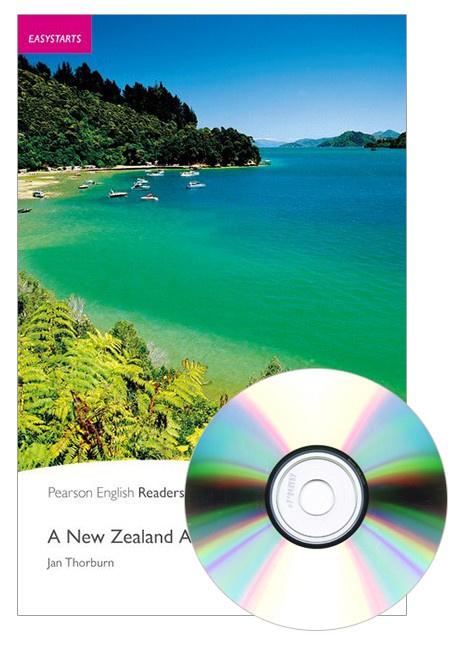 A New Zealand Adventure Book & CD Pack