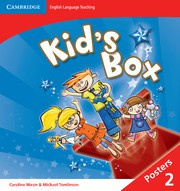 Kid's Box Updated Second edition Level2 Posters (8)