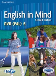 English in Mind Second edition Level5 DVD (PAL)