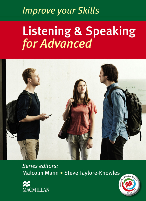 Listening & Speaking for Advanced  Student's Book without key & MPO Pack