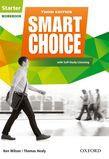 Smart Choice Starter Level Workbook With Self-study Listening