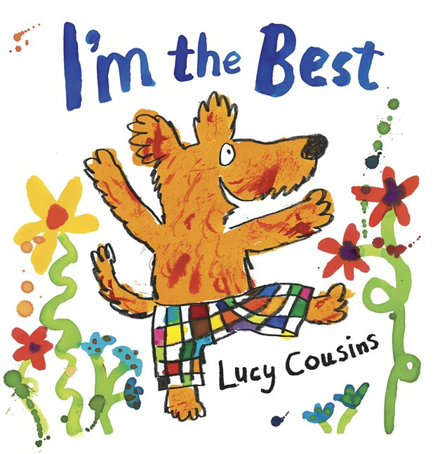 I'm The Best (Lucy Cousins)