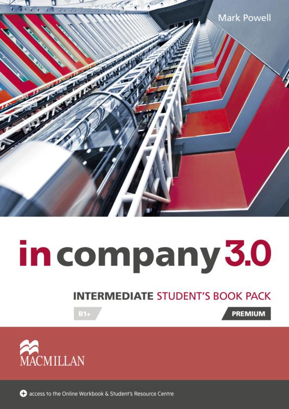 In Company 3.0 Intermediate Level Student's Book Pack Premium