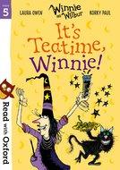 Winnie and Wilbur: It's Teatime, Winnie!