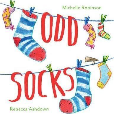 Odd Socks (Michelle Robinson) Paperback / softback