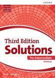 Solutions Pre-intermediate Workbook