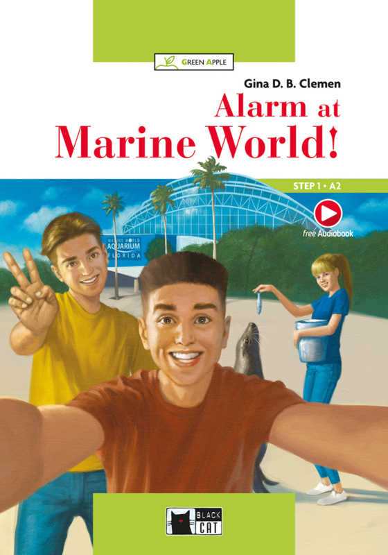 Alarm at Marine World