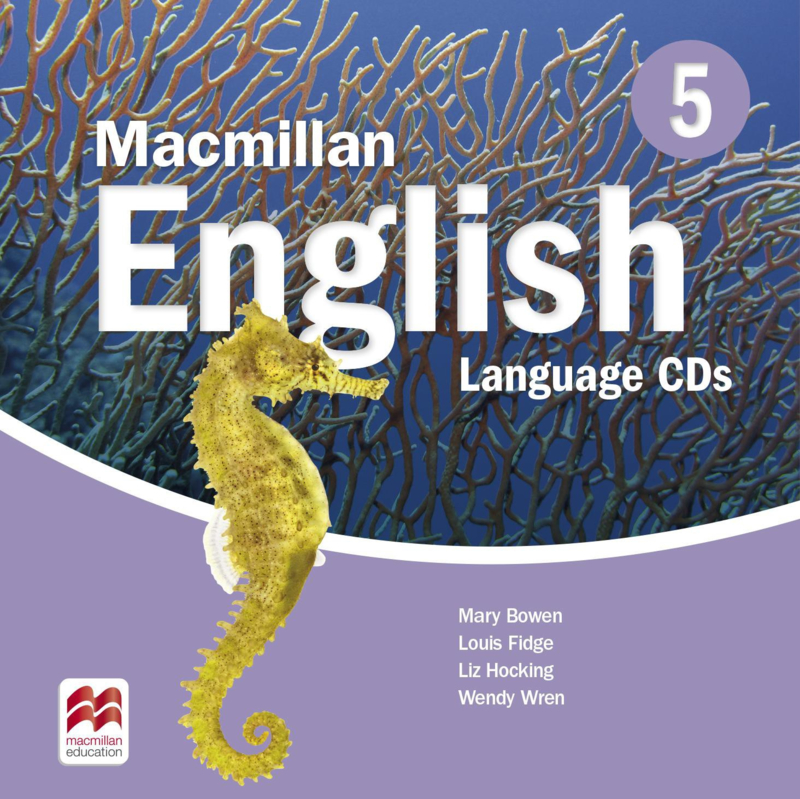Macmillan English Level 5 Language Book Audio CD (2)