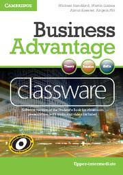 Business Advantage UpperIntermediate Presentation Plus DVD-ROM
