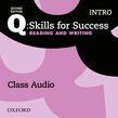 Q: Skills For Success Intro Level Reading & Writing Class Audio Cd (x1)