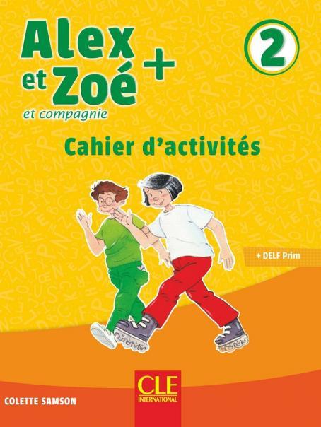 Alex Et Zoe Plus Niveau 2 - Exercices