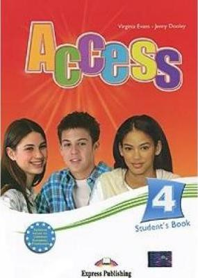 Access 4 Student's Book (international)