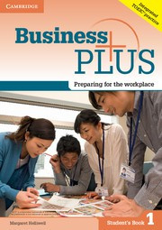 Business Plus Level1 Student's Book