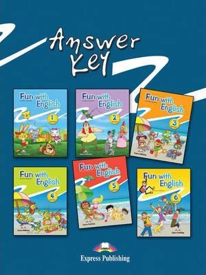 Fun With English 1-6 Answer Key