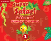 Super Safari British English Level1 Letters and Numbers Workbook