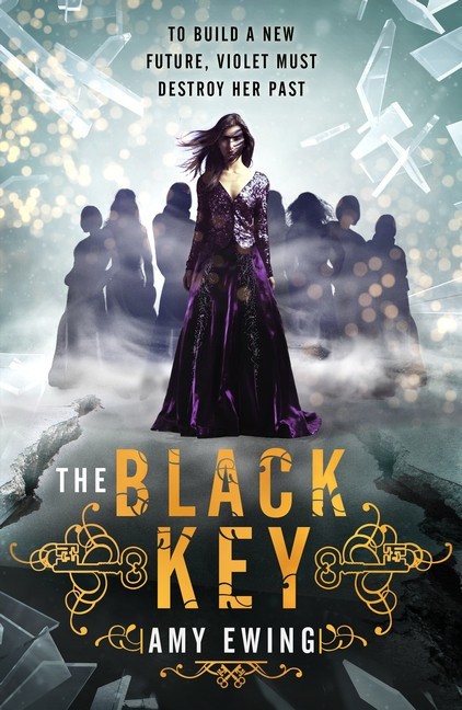 The Lone City 3: The Black Key (Amy Ewing)