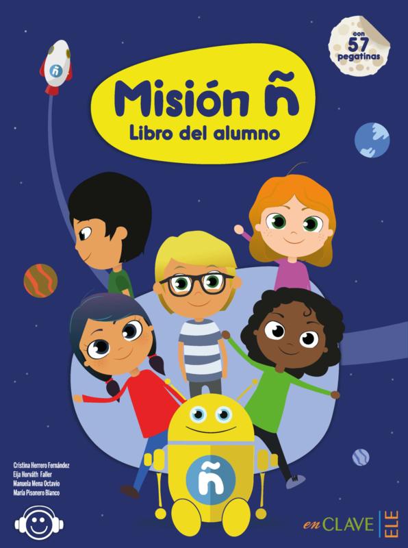 Misión ñ - Libro del alumno