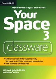 Your Space Level3 Presentation Plus DVD-ROM with Teacher's Resource Disc